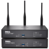 SonicWall TZ300 Total Secure Advanced, Secure Wireless (2 SonicPoint N2 Access Points with PoE) 3yr