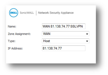 2 Public IP for SSL VPN on SW UTM