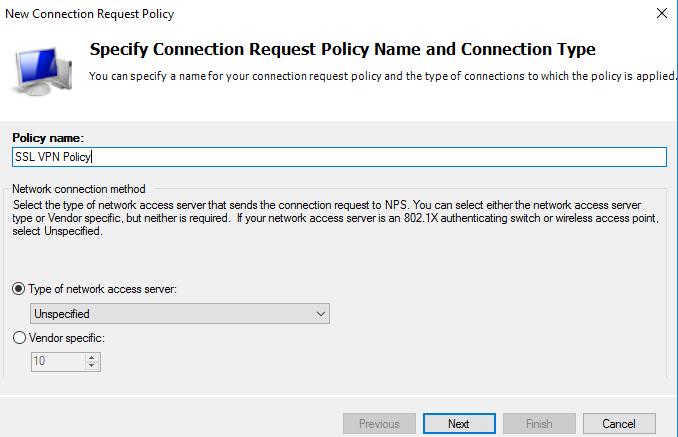 SSL VPN Password Change 3