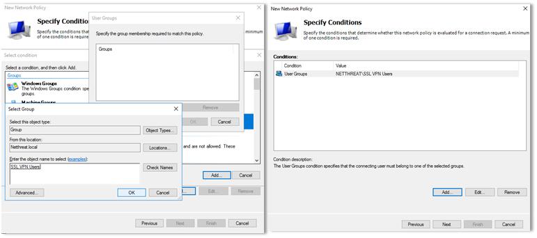 SSL VPN Password Change 9