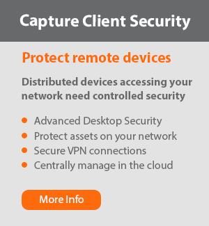 Capture Client Security