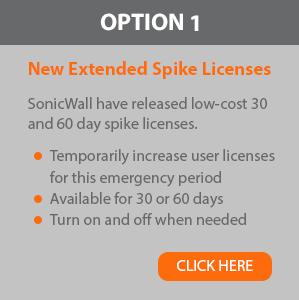 SMA 500v Option 1