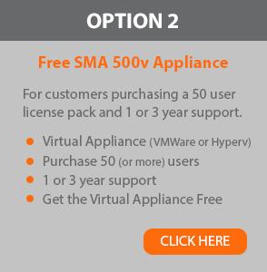 SMA 500v Option 2