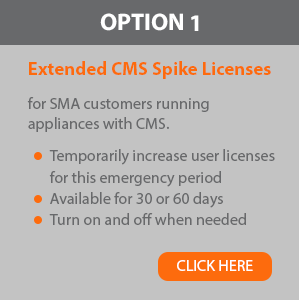 SMA 8200v Option 1