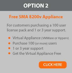 SMA 8200v Option 2