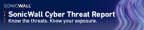2021 SonicWall Cyber Threat Report