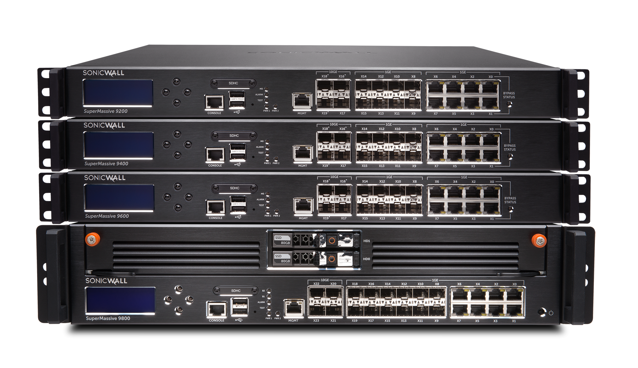 SuperMassive Series SonicWall